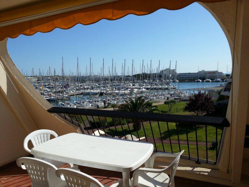 Location Vacances Appartement Pieces De M Port Camargue - Appartement port camargue